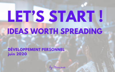 4 conférences TED pour te booster ! 🚀